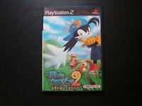 PS2 Kaze no Klonoa 2 Japan