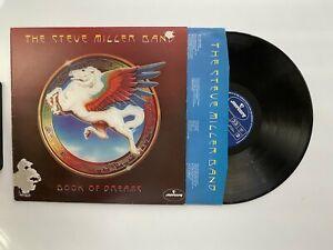 Steve Miller Band - Book Of Dreams Vinyl Album Record LP