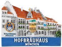 Hofbrauhaus Munchen Building Beer Hall Magnet Munich Germany Souvenir