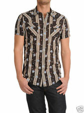 Diesel Cotton Short Sleeve Casual Shirts & Tops for Men