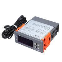 Digital STC-1000 220V All Purpose Temperature Controller Thermostat With Sensor