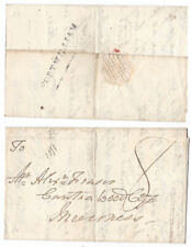 More details for fort william name postmark 1830 entire letter from ballachulish to inverness