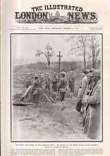 1918 London News February 16-1st Americans killed in the war;Czar palace sacked