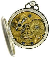 Duplex Taschenuhr Savonette für den Chinesischen Markt Chinese Pocket Watch 双面怀表
