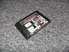 Genuine SEGA Mega Drive Juego Arcade MENACER Juego-T2-solo Carro-Probado
