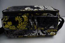 Vera Bradley Baroque Insulated Lunch Cooler Tote Bag w/ Shoulder Strap 11''x 6''