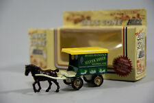 VOITURE MINIATURE, camion livraison, chevaux, Days-Gone by Lledo, Angleterre
