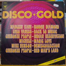 DISCO-GOLD VARIOUS ARTISTS FRANCE LOISIRS FRENCH LP CBS 1978