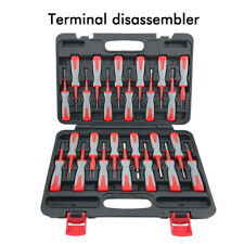25xCar Connector Pin Extractor Terminal Removal Electrical Wiring Crimp Tools