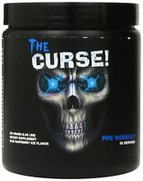 JNX Sports THE CURSE Pre-Workout 50 Servings PICK FLAVOR (formerly Cobra Labs)