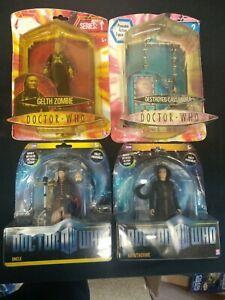 Dr Who Figure Bundle