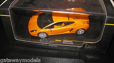 IXO 1:43 LAMBORGHINI GALLARDO 2003 METALLIC ORANGE AWESOME MODEL CAR MOC068