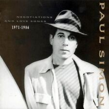 "12"" DLP Paul Simon Negotiations And Love Songs 1971-1986 Warner 80`s"