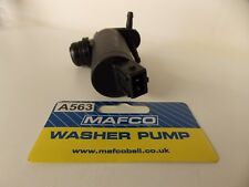 Windscreen Wash Motor Pump Fits Ford Fiesta Fusion KA Transit Connect (A563)