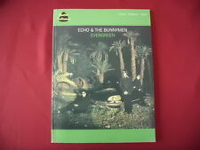 Echo & The Bunnymen - Evergreen . Songbook Notenbuch Vocal Guitar