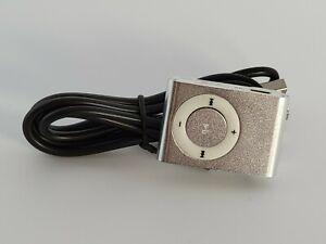 USB MP3 Player - Silver