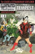 League of Extraordinary Gentlemen: The Tempest #1!