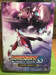 Darius Burst CS Chronicle Saviours Limited Edition PSVita Used Japan Import