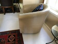 leather swivel living room chairs