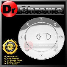 2015-2016 Chevy Suburban+Tahoe Triple Chrome ABS Fuel Gas Cap Door Cover 15-16