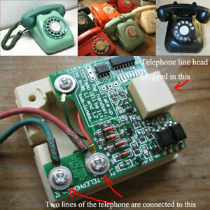 Telephone Module Pulse Transfer Dual Tone Multiple Frequency DTMF Converter BE
