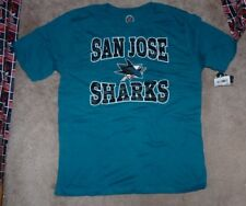 NEW NHL San Jose Sharks Ice Hockey T Shirt Youth Boys XL 18 NEW NWT