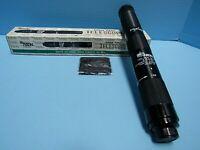 FOCAL ZOOM HAND PRECISION MADE TELESCOPE - LENS 30MM - 10X - 30X30MM -EX. COND.