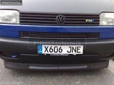 VW T4 90-03 WIDE front bumper spoiler chin lip addon valance trim splitter cup