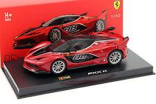 Ferrari FXX-K #88 rot / schwarz 1:43 Bburago