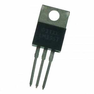 LM395T Ultra Reliable Power Transistor