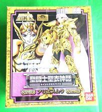 BANDAI SAINT SEIYA Myth ARIES MU Gold Saint CLOTH Figure Japan Anime