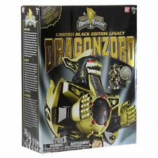 Power Rangers Mighty Morphin Legacy Limited Black Edition Dragonzord Figure