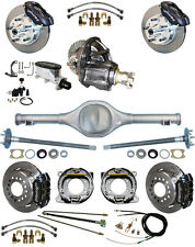 NEW SUSPENSION & WILWOOD BRAKE SET,CURRIE REAR END,POSI-TRAC GEAR,82-97 S10,S15