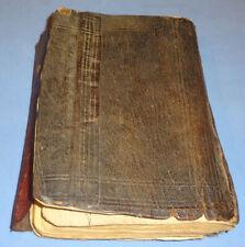 QUR'AN MANUSCRIPT 1241 AH (1825 AD) OTTOMAN:
