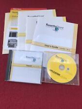Rosetta Stone French Level 1-2