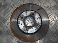 Mitsubishi Lancer 2005 Front brake disc Petrol 100kW VEI7582