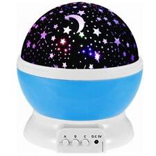 Star Master Dream Rotating Projection Lamp (multicolor)