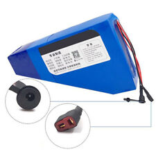 48V 1000W 20Ah Triangle Battery for e Bike electric bicycle with Charger