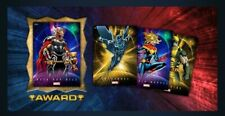 Topps Marvel Collect UNIVERSE (22 CARDS)