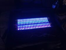 Full spectrum 70W LED retrofit upgrade - Nano Cube 28 gallon reef aquarium light
