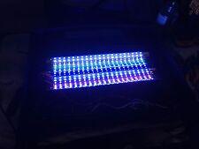 Full spectrum 70W LED retrofit upgrade - Nano Cube 28 gallon reef aquarium light