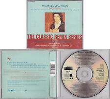 Michael JACKSON Earth Song Maxi CD Single THE CLASSIC REMIX SERIES #2