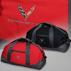 2020-2021 Corvette C8 Eddie Bauer Medium Duffel Bag 688004