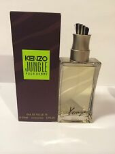 Kenzo Jungle Pour Homme Eau De Toilette Spray 1.7oz Men Original Version