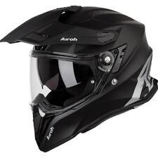 Airoh Cm11 Casque Moto On-off Noir Matt Commander Color XS