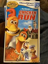Chicken Run (Vhs, 1994)