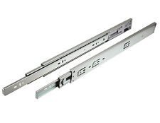 "Lot 10-Pairs  22"" Soft Close Full Side Mount Ball Bearing Drawer Slides 2275-ZC"