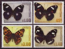 Francobolli a tema animali farfalle