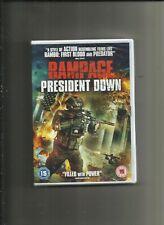 Rampage : President Down . DVD / NEW