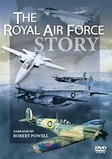 THE ROYAL AIR FORCE STORY 125 MINS GO ENTERTAINMENT UK 2010 REGION FREE DVD NEW